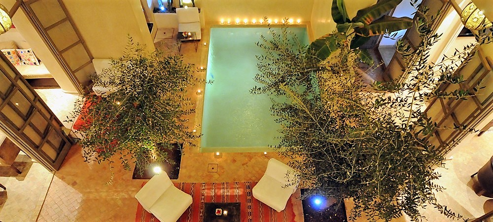Prvate Riad Marrakech for friends and family .....................group of 20,25 persons