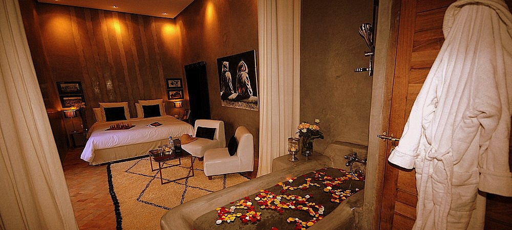 Week-end break : 3 days / 2 nights Riad in marrakech ...........145 € / person