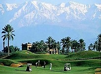 golf journey in marrakech riad