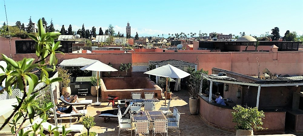 Riad Marrakech with pool : -30% discount..................Request us