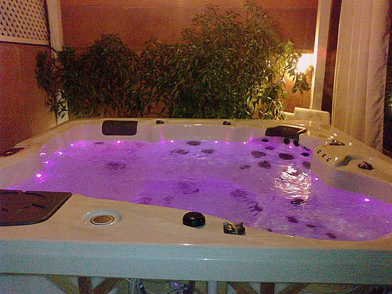 riad with private jacuzzi in marrakech