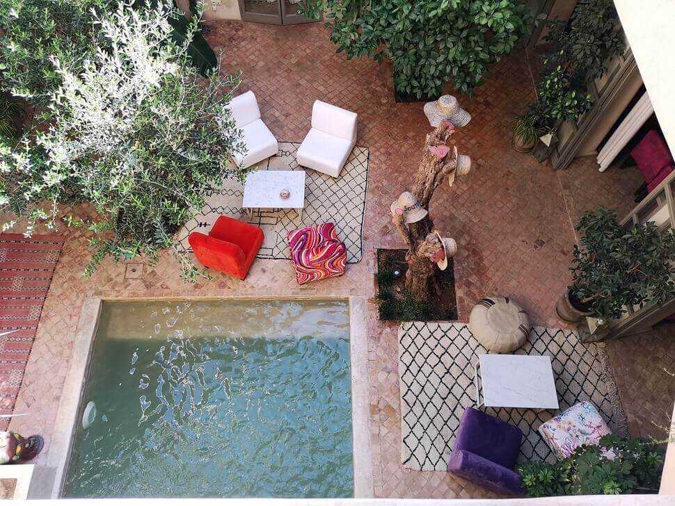 best choice riad or hotel in marrakech ?